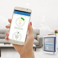 application mobile panneaux solaires