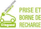 installation borne recharge véhicules électriques